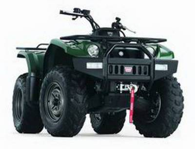Bumper - Bumper- Front - Warn - Warn 91000 ATV Front Bumper
