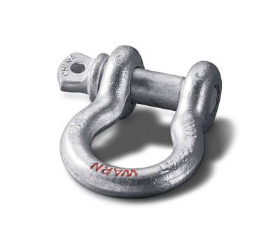 Winch Accessories - Winch Shackle - Warn - Warn 88999 D-Shackle