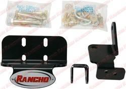 Suspension/Steering/Brakes - Steering Components - Rancho - Rancho RS64450 Steering Stabilizer Bracket