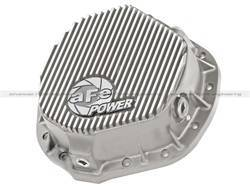 Differentials and Components - Differential Cover - aFe Power - aFe Power 46-70010 Street Series Differential Cover