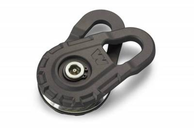 Winch Accessories - Snatch Block - Warn - Warn 92097 Premium Snatch Block