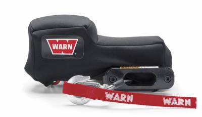 Winch Accessories - Winch Cover - Warn - Warn 91423 Neoprene Winch Cover