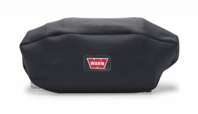 Winch Accessories - Winch Cover - Warn - Warn 91416 Neoprene Winch Cover