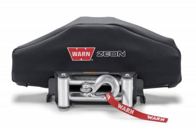 Winch Accessories - Winch Cover - Warn - Warn 91415 Neoprene Winch Cover