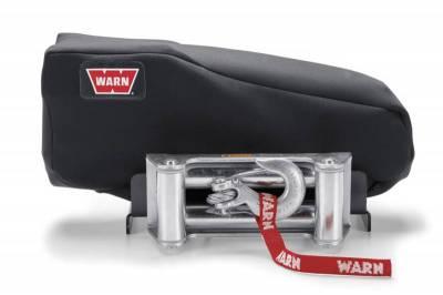 Winch Accessories - Winch Cover - Warn - Warn 91414 Neoprene Winch Cover