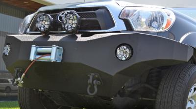 Body Armor - Body Armor TC-19336 Front Winch Bumper Toyota Tacoma 2012-2015 - Image 2