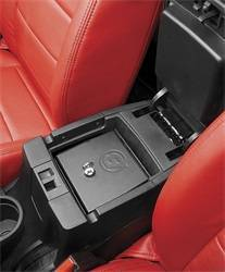 Center Console - Center Console Tray - Bestop - Bestop 42643-01 Center Console Lock Box
