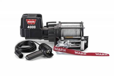 Winch - Winch - Warn - Warn 94000 4000 DC Utility Winch