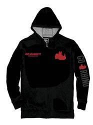 Specialty Merchandise - Clothing - Go Rhino - Go Rhino EX0125L Small Logo Hoodie