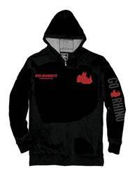 Specialty Merchandise - Clothing - Go Rhino - Go Rhino EX0125XL Small Logo Hoodie