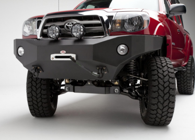 Body Armor - Body Armor TC-19335 Front Winch Bumper Toyota Tacoma 2005-2011 - Image 3
