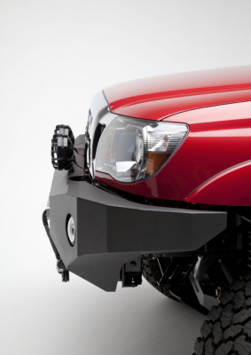 Body Armor - Body Armor TC-19335 Front Winch Bumper Toyota Tacoma 2005-2011 - Image 4