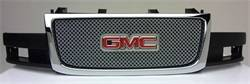 Grille - Grille Insert - T-Rex Grilles - T-Rex Grilles 44318 Sport Series Grille Overlay