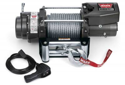 Winch - Winch - Warn - Warn 68801 16.5ti Thermometric Self-Recovery Winch