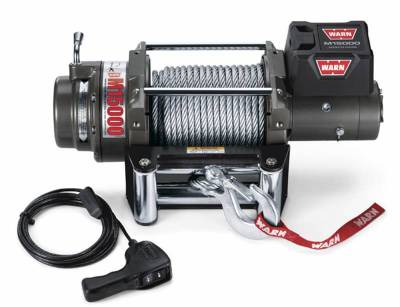 Winch - Winch - Warn - Warn 47801 M15 Self-Recovery Winch