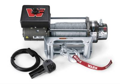Winch - Winch - Warn - Warn 26502 M8000 Self-Recovery Winch