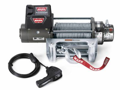 Winch - Winch - Warn - Warn 28500 XD9000 Self-Recovery Winch