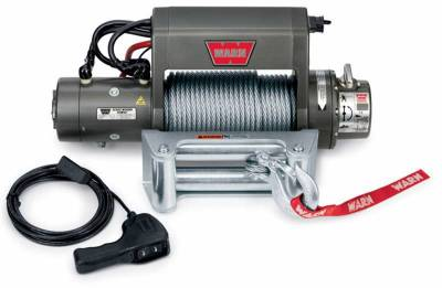 Winch - Winch - Warn - Warn 27550 XD9000i Self-Recovery Winch
