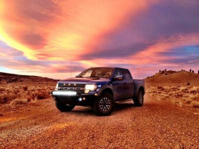 Addictive Desert Designs - ADD F012892450103 Stealth Front Bumper Ford Raptor 2010-2014 - Image 2