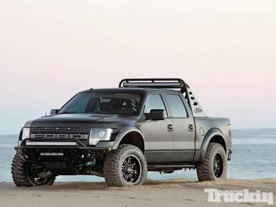 Addictive Desert Designs - ADD F012892450103 Stealth Front Bumper Ford Raptor 2010-2014 - Image 3