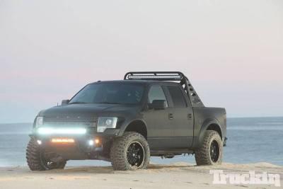 Addictive Desert Designs - ADD F012892450103 Stealth Front Bumper Ford Raptor 2010-2014 - Image 7
