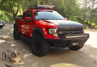 Addictive Desert Designs - ADD F012932450103 Stealth Front Bumper Ford Raptor 2010-2014 - Image 4