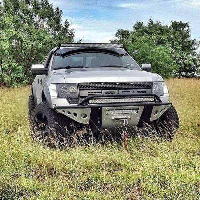 Addictive Desert Designs - ADD F012932450103 Stealth Front Bumper Ford Raptor 2010-2014 - Image 6
