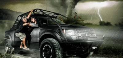 Addictive Desert Designs - ADD F012932450103 Stealth Front Bumper Ford Raptor 2010-2014 - Image 7