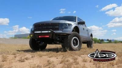 Addictive Desert Designs - ADD F014142370103 Race Series Front Bumper Ford Raptor 2010-2014 - Image 3