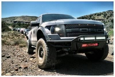 Addictive Desert Designs - ADD F014142370103 Race Series Front Bumper Ford Raptor 2010-2014 - Image 4