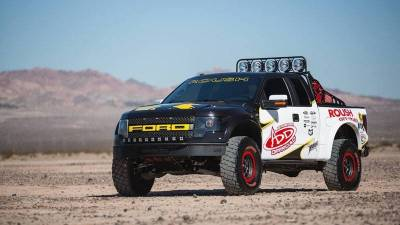 "Addictive Desert Designs - ADD F014412900103 Race Series ""R"" Front Bumper Ford Raptor 2010-2014 - Image 1"