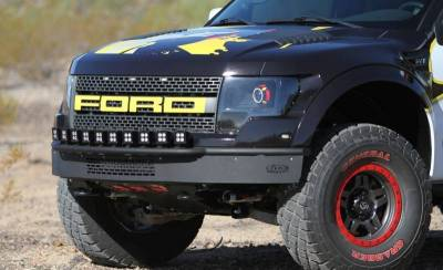 "Addictive Desert Designs - ADD F014412900103 Race Series ""R"" Front Bumper Ford Raptor 2010-2014 - Image 2"