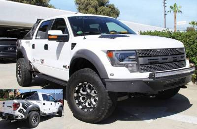 "Addictive Desert Designs - ADD F014412900103 Race Series ""R"" Front Bumper Ford Raptor 2010-2014 - Image 4"