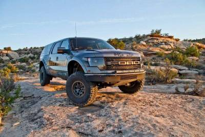 "Addictive Desert Designs - ADD F014412900103 Race Series ""R"" Front Bumper Ford Raptor 2010-2014 - Image 7"