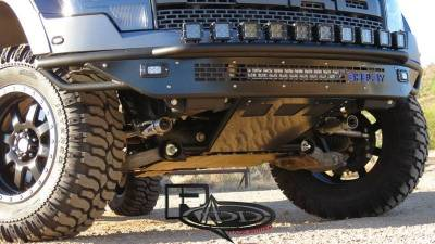 "Addictive Desert Designs - ADD F014532910103 Race Series ""R"" Front Bumper Ford Raptor 2010-2014 - Image 2"