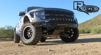 "Addictive Desert Designs - ADD F014532910103 Race Series ""R"" Front Bumper Ford Raptor 2010-2014 - Image 3"