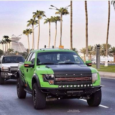 "Addictive Desert Designs - ADD F014532910103 Race Series ""R"" Front Bumper Ford Raptor 2010-2014 - Image 5"