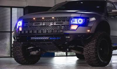 "Addictive Desert Designs - ADD F014532910103 Race Series ""R"" Front Bumper Ford Raptor 2010-2014 - Image 8"