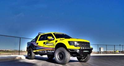 "Addictive Desert Designs - ADD F014532910103 Race Series ""R"" Front Bumper Ford Raptor 2010-2014 - Image 10"