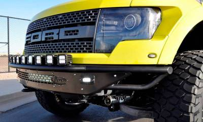 "Addictive Desert Designs - ADD F014532910103 Race Series ""R"" Front Bumper Ford Raptor 2010-2014 - Image 14"