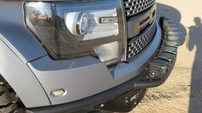 "Addictive Desert Designs - ADD F014532910103 Race Series ""R"" Front Bumper Ford Raptor 2010-2014 - Image 16"