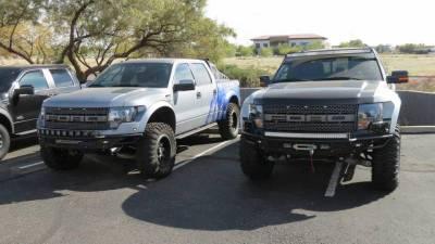 "Addictive Desert Designs - ADD F014572930103 Race Series ""R"" Front Bumper Ford Raptor 2010-2014 - Image 6"