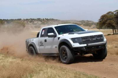 "Addictive Desert Designs - ADD F014682960103 Race Series ""R"" Front Bumper Ford Raptor 2010-2014 - Image 3"