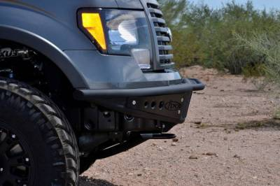 Addictive Desert Designs - ADD F051922300103 Winch Venom Front Bumper Ford F-150 2009-2014 - Image 1