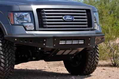 Addictive Desert Designs - ADD F052001250103 Non-Winch Venom Front Bumper Ford F-150 2009-2014 - Image 1