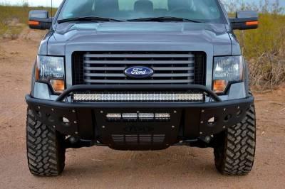 Addictive Desert Designs - ADD F052932680103 Winch Stealth Front Bumper Ford F-150 2009-2014 - Image 2