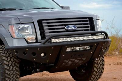 Addictive Desert Designs - ADD F052932680103 Winch Stealth Front Bumper Ford F-150 2009-2014 - Image 4
