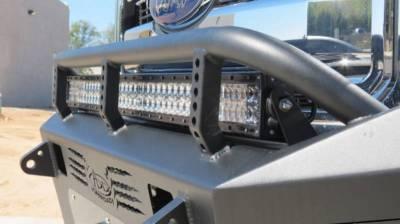 Addictive Desert Designs - ADD F067355000103 Winch Honey Badger Front Bumper Ford F250/F350 2011-2016 - Image 4
