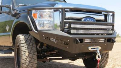 Addictive Desert Designs - Body Armor TN2961 Rear Bumper Toyota Tundra 2007-2013 - Image 1