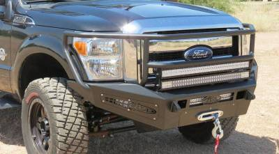 Addictive Desert Designs - Body Armor TN2961 Rear Bumper Toyota Tundra 2007-2013 - Image 2